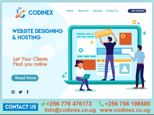 Website Designing and
