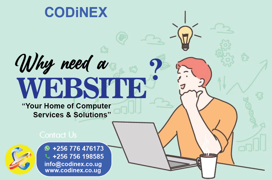 Why need A Website?
